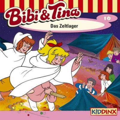 Bibi & Tina: Bibi & Tina - Folge 10: Das Zeltlager, Ulf Tiehm