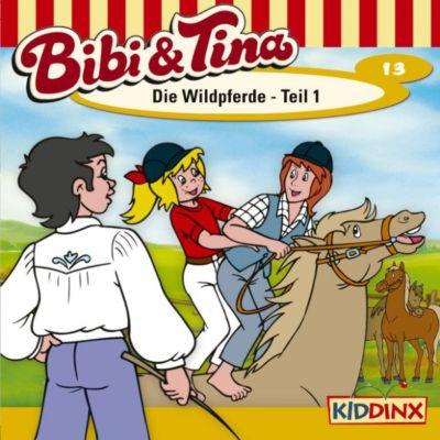 Bibi & Tina: Bibi & Tina - Folge 13: Die Wildpferde - Teil 1, Ulf Tiehm