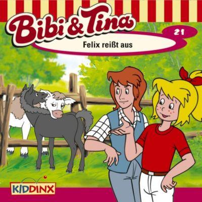 Bibi & Tina: Bibi & Tina - Folge 21: Felix reißt aus, Ulf Tiehm