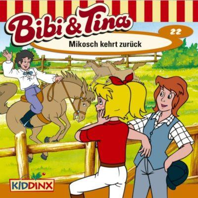 Bibi & Tina: Bibi & Tina - Folge 22: Mikosch kehrt zurück, Ulf Tiehm