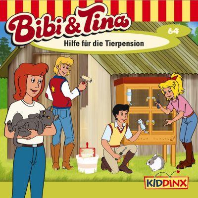 Bibi & Tina: Bibi & Tina - Folge 64: Hilfe für die Tierpension, Markus Dietrich