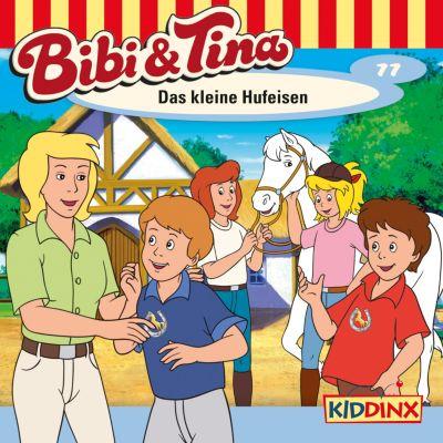 Bibi & Tina: Bibi & Tina - Folge 77: Das kleine Hufeisen, Markus Dietrich