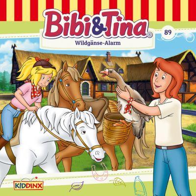 Bibi & Tina: Bibi & Tina - Folge 89: Wildgänse-Alarm, Matthias von Bornstädt