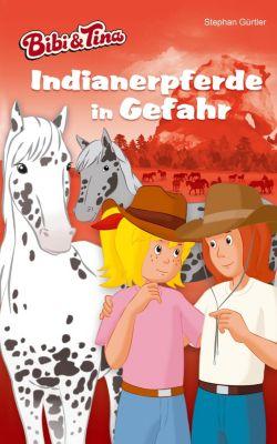 Bibi & Tina: Bibi & Tina – Indianerpferde in Gefahr, Stephan Gürtler