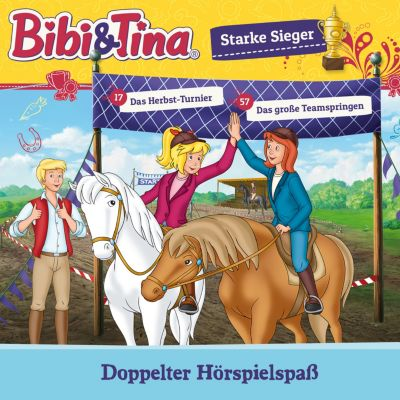 Bibi & Tina: Bibi & Tina - Starke Sieger, Ulf Tiehm, Markus Dietrich