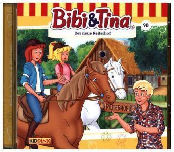 Bibi & Tina - Der neue Reiterhof, 1 Audio-CD, Bibi & Tina