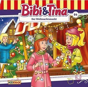 Bibi & Tina - Der Weihnachtsmarkt (Folge 84), Bibi & Tina
