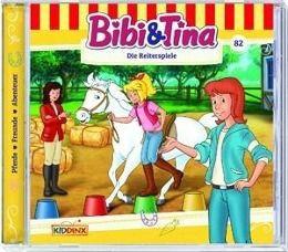 Bibi & Tina - Die Reiterspiele (Folge 82), Bibi & Tina