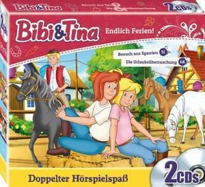 Bibi & Tina - Endlich Ferien!, 2 Audio-CDs, Bibi & Tina