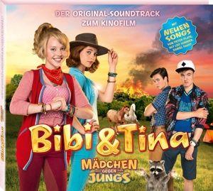 Bibi & Tina - Mädchen gegen Jungs - Der Soundtrack zum 3. Kinofilm, Bibi Und Tina