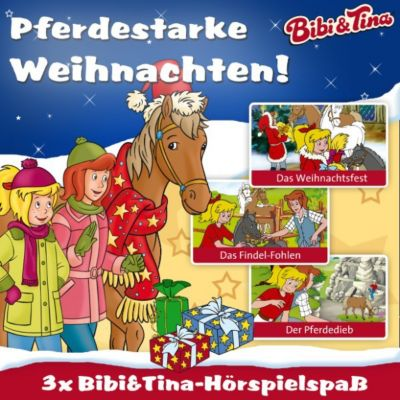 Bibi & Tina - Pferdestarke Weihnachten, Ulf Tiehm