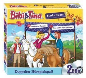 Bibi & Tina - Starke Sieger, 2 Audio-CD, Bibi & Tina