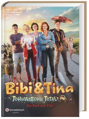 Bibi & Tina - Tohuwabohu total, Bettina Börgerding, Wenka von Mikulicz