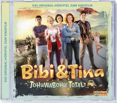 Bibi & Tina - Tohuwabohu total (Das Original-Hörspiel zum Kinofilm), Bibi Und Tina