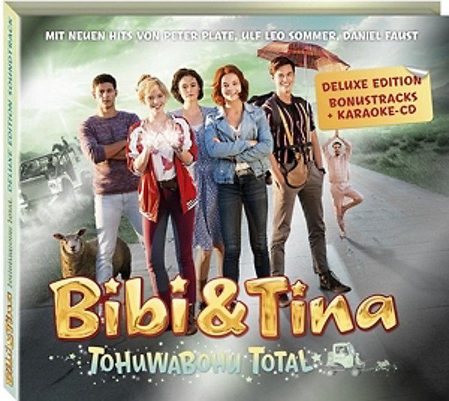 Bibi Tina Tohuwabohu Total Deluxe Edition 2 Cds Der Original