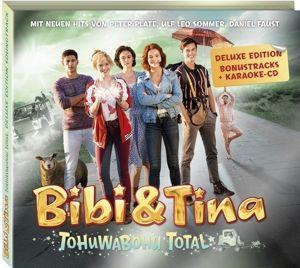Bibi & Tina - Tohuwabohu Total (Deluxe Edition, 2 CDs) (Der Original-Soundtrack zum Kinofilm), Bibi und Tina