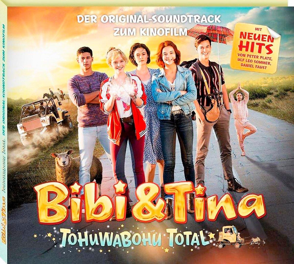Bibi & Tina - Tohuwabohu Total Der Original-Soundtrack zum Kinofilm ...