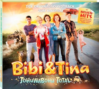 Bibi & Tina - Tohuwabohu Total (Der Original-Soundtrack zum Kinofilm), Bibi Und Tina