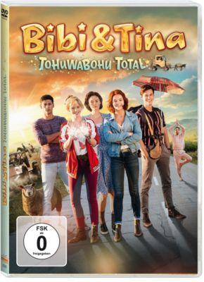 Bibi und Tina 4: Tohuwabohu total, Elfie Donnelly