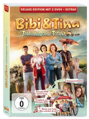 Bibi und Tina 4: Tohuwabohu total - Deluxe-Edition, Bibi Und Tina