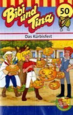 Bibi und Tina, Cassetten: Nr.50 Das Kürbisfest, 1 Cassette, Bibi und Tina