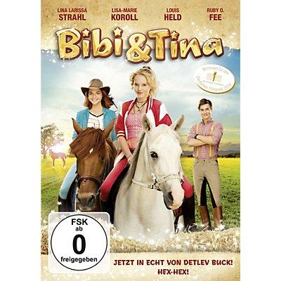 bibi und tina - der film dvd bei weltbild.at bestellen