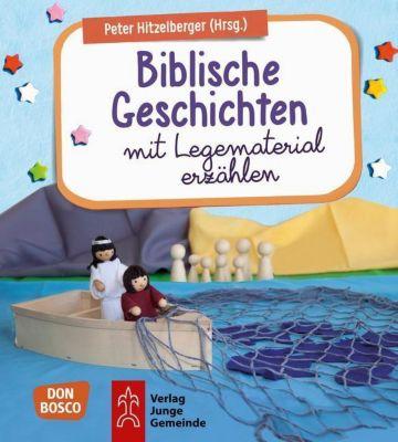 Biblische Geschichten mit Legematerial erzählen - Peter Hitzelberger pdf epub