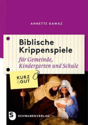 Biblische Krippenspiele, Annette Gawaz