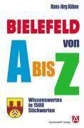 Bielefeld von A bis Z, Hans-Jörg Kühne