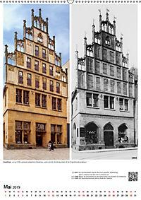 Bielefelder Fotomotive heute und damals mit historischen Ereignissen (Wandkalender 2019 DIN A2 hoch) - Produktdetailbild 5