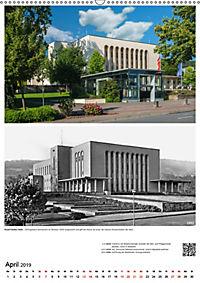 Bielefelder Fotomotive heute und damals mit historischen Ereignissen (Wandkalender 2019 DIN A2 hoch) - Produktdetailbild 4