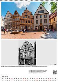 Bielefelder Fotomotive heute und damals mit historischen Ereignissen (Wandkalender 2019 DIN A2 hoch) - Produktdetailbild 7