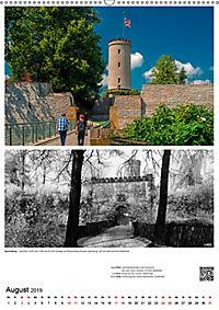 Bielefelder Fotomotive heute und damals mit historischen Ereignissen (Wandkalender 2019 DIN A2 hoch) - Produktdetailbild 8