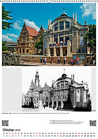 Bielefelder Fotomotive heute und damals mit historischen Ereignissen (Wandkalender 2019 DIN A2 hoch) - Produktdetailbild 10