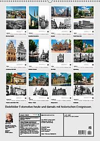 Bielefelder Fotomotive heute und damals mit historischen Ereignissen (Wandkalender 2019 DIN A2 hoch) - Produktdetailbild 13