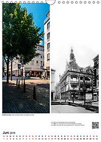 Bielefelder Fotomotive heute und damals mit historischen Ereignissen (Wandkalender 2019 DIN A4 hoch) - Produktdetailbild 6