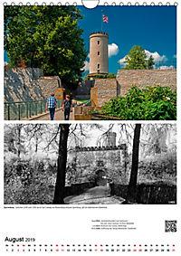 Bielefelder Fotomotive heute und damals mit historischen Ereignissen (Wandkalender 2019 DIN A4 hoch) - Produktdetailbild 8