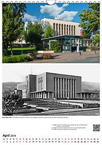 Bielefelder Fotomotive heute und damals mit historischen Ereignissen (Wandkalender 2019 DIN A4 hoch) - Produktdetailbild 4