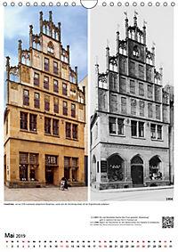 Bielefelder Fotomotive heute und damals mit historischen Ereignissen (Wandkalender 2019 DIN A4 hoch) - Produktdetailbild 5