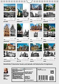 Bielefelder Fotomotive heute und damals mit historischen Ereignissen (Wandkalender 2019 DIN A4 hoch) - Produktdetailbild 13