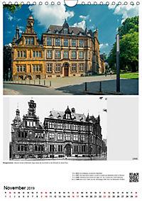 Bielefelder Fotomotive heute und damals mit historischen Ereignissen (Wandkalender 2019 DIN A4 hoch) - Produktdetailbild 11
