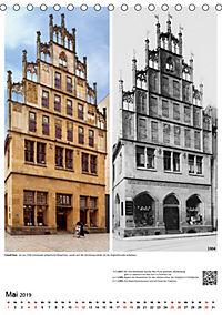 Bielefelder Fotomotive heute und damals mit historischen Ereignissen (Tischkalender 2019 DIN A5 hoch) - Produktdetailbild 5