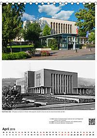Bielefelder Fotomotive heute und damals mit historischen Ereignissen (Tischkalender 2019 DIN A5 hoch) - Produktdetailbild 4