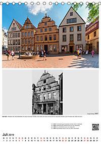 Bielefelder Fotomotive heute und damals mit historischen Ereignissen (Tischkalender 2019 DIN A5 hoch) - Produktdetailbild 7