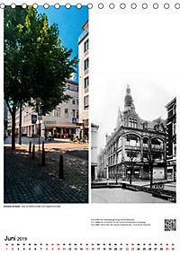 Bielefelder Fotomotive heute und damals mit historischen Ereignissen (Tischkalender 2019 DIN A5 hoch) - Produktdetailbild 6