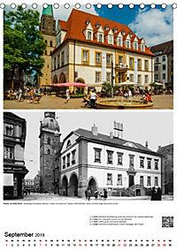 Bielefelder Fotomotive heute und damals mit historischen Ereignissen (Tischkalender 2019 DIN A5 hoch) - Produktdetailbild 9