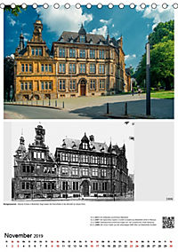 Bielefelder Fotomotive heute und damals mit historischen Ereignissen (Tischkalender 2019 DIN A5 hoch) - Produktdetailbild 11