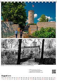 Bielefelder Fotomotive heute und damals mit historischen Ereignissen (Tischkalender 2019 DIN A5 hoch) - Produktdetailbild 8