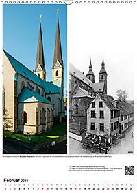 Bielefelder Fotomotive heute und damals mit historischen Ereignissen (Wandkalender 2019 DIN A3 hoch) - Produktdetailbild 2