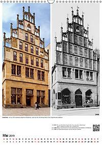 Bielefelder Fotomotive heute und damals mit historischen Ereignissen (Wandkalender 2019 DIN A3 hoch) - Produktdetailbild 5